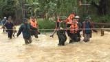 Sạt lở đất do mưa lớn ở Phú Thọ: 2 người tử vong, 7 người bị thương