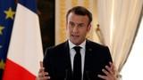 Tổng thống Pháp khỏi COVID-19