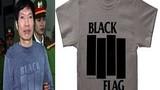 """Tranh cãi về chiếc áo """"Cờ đen"""" của Dương Tự Trọng"""