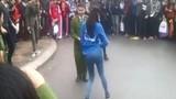 Sinh viên Học viện Cảnh sát nhảy Gentleman gây tranh cãi