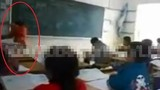 Cô giáo Sơn La cầm thước đánh vào đầu, mặt học sinh
