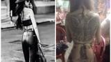 Gái trẻ Việt thi nhau khoe hình xăm kín lưng