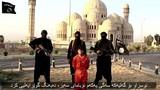 Lực lượng IS lại tung video chặt đầu binh sĩ Liban
