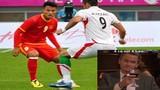Tuyển U23 Việt Nam gây sốc khi thắng đậm Iran 4-1