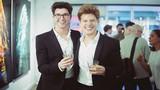 Hai doanh nhân trẻ kiếm triệu bảng Anh nhờ mạng xã hội