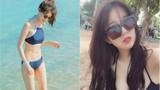 Hot girl Việt lần đầu khoe ảnh bikini đã khiến fan phát sốt