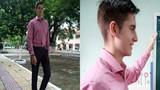 Thầy giáo Tây đẹp trai được dân mạng Việt thi nhau tìm kiếm