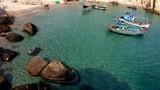 Giới trẻ trải nghiệm cuộc sống giống Robinson trên đảo Cù Lao Câu