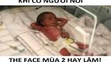 """Bé sơ sinh có dáng nằm siêu """"ngầu"""" thành hiện tượng mạng"""