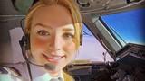 """9 nữ phi công xinh đẹp """"làm chủ bầu trời"""" nổi tiếng"""