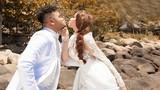Ảnh cưới vui nhộn của Vinh Râu FAPtv và bạn gái xinh đẹp
