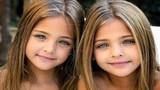 Cặp chị em song sinh đẹp như thiên thần gây sốt Instagram