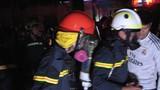 Cận cảnh hiện trường bên trong vụ cháy kinh hoàng tại Xa La