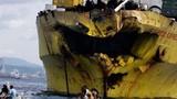 Hình ảnh khủng khiếp vụ chìm phà ở Philippines