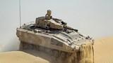 """Khám phá xe thiết giáp """"đắt xắt ra miếng"""" của Đức"""
