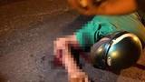 Clip: Khoảnh khắc tài xế xe ôm công nghệ trước lúc bị bắn chết ở Củ Chi