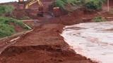 Bộ TNMT lên tiếng về sự cố vỡ hồ chứa thải quặng