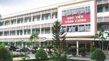 Học viện Hành chính quốc gia tuyển 1.500 chỉ tiêu