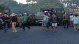 Nghẹt thở 100 cảnh sát truy đuổi, xả súng bắt giang hồ