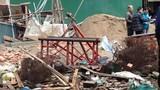 Lộ nguyên nhân sập thang cẩu chung cư Lilama, 3 người tử vong