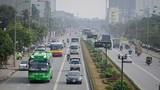 Hà Nội cấm nhiều phương tiện khi xe buýt nhanh hoạt động