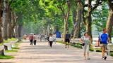 Thời tiết dịp nghỉ lễ 30/4 tuyệt đẹp, nắng nhẹ, mát mẻ