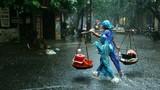Dự báo thời tiết hôm nay: Hà Nội có mưa dông lớn