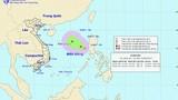 Áp thấp nhiệt đới mạnh cấp 7-8 hướng vào nước ta