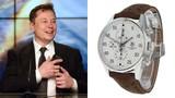 """""""Choáng"""" với giá đồng hồ đeo tay của những tỷ phú công nghệ"""