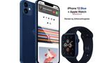 Sẽ có iPhone 12 và Apple Watch 6 phiên bản Xanh Navy cực độc?