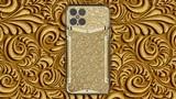 Mãn nhãn ngắm iPhone 12 dát vàng, nạm kim cương giá nửa tỷ
