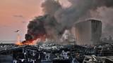 Nổ lớn khủng khiếp ở Beirut : Hàng ngàn người thương vong