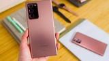 Samsung Galaxy Note 20: Điện thoại vỏ nhựa đáng giá... 1000 USD?
