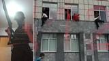 Cách sinh viên trốn chạy kẻ xả súng ở trường đại học Nga