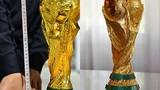 Tận mắt 1.000 cúp World Cup vàng giả lừa thượng đế
