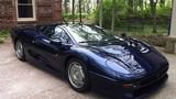 Đại gia rao bán siêu xe Jaguar XJ220 hàng hiếm giá bèo