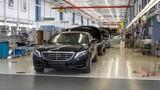 """""""Nội soi"""" pháo đài Mercedes S600 Guard giá 9 tỷ đồng"""