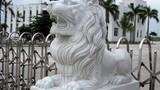 Ly kỳ chuyện sư tử đá nén tà khí giúp doanh nghiệp