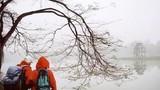 Gió mùa đông bắc tràn về, miền Bắc chìm trong giá rét
