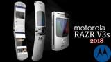 Motorola RAZR V3i huyền thoại được hồi sinh?