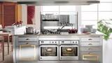Ngắm những món đồ tiền tỷ trong bếp nhà đại gia