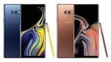 Samsung Galaxy Note9 lộ giá bán