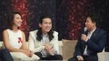 Á hậu Hoàng Oanh khó chịu ra mặt khi nhắc đến tình cũ Huỳnh Anh