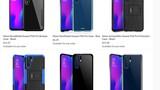 Huawei P30 Pro lộ diện với 4 camera sau