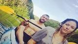 Tiền vệ AS Roma và bạn gái khoe ảnh du lịch VN
