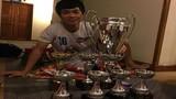 """HLV U21 HAGL đưa Công Phượng """"lên mây"""" sau trận chung kết"""