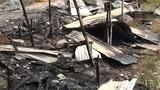 Vụ hỏa hoạn thiêu 3 căn nhà, cụ ông không kịp thoát