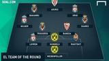 Đội hình tiêu biểu Europa League: Dortmund, Liverpool cầm top