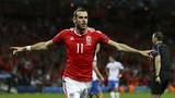 Ảnh Euro 2016 Nga 0-3 Xứ Wales: Ramsey, Bale nổ súng