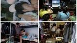 Cảnh tượng trong ký túc xá nữ khiến cha mẹ phát hoảng